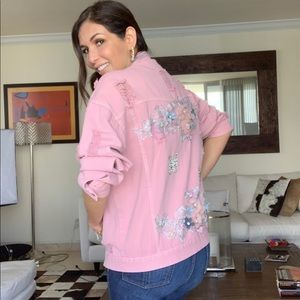 Exclusive Gi By Giselle Blondet Jean Jacket
